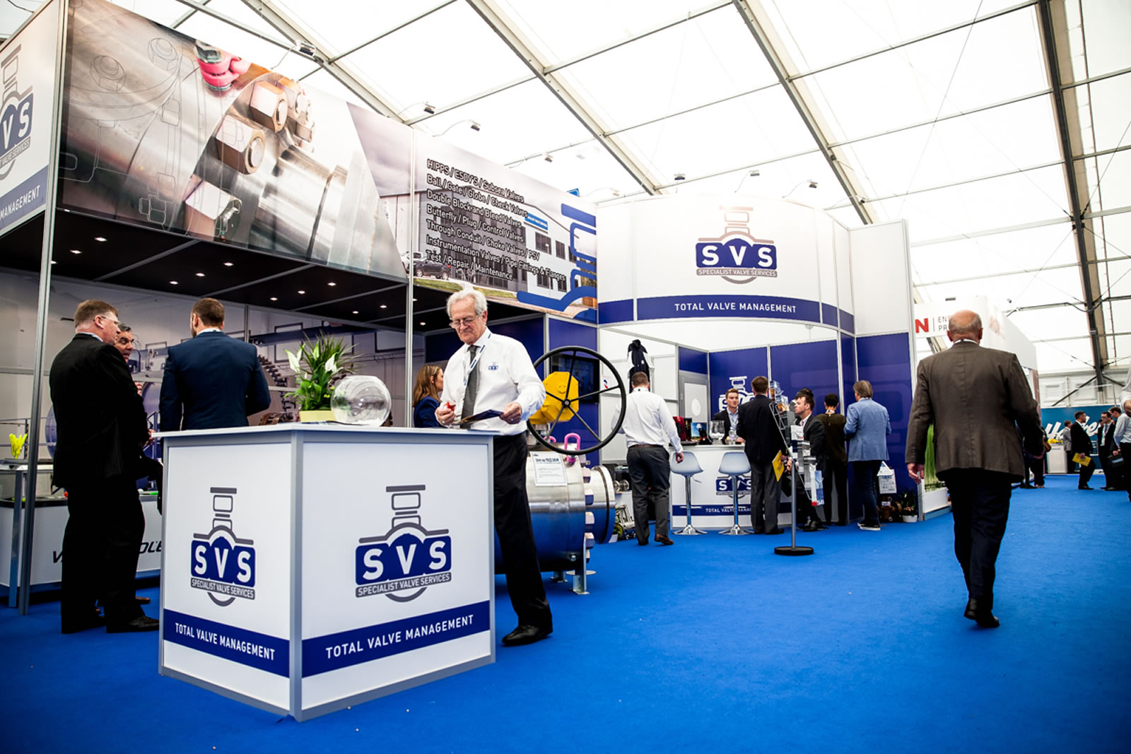 SVS Exhibit at Offshore Europe 2015-image-3