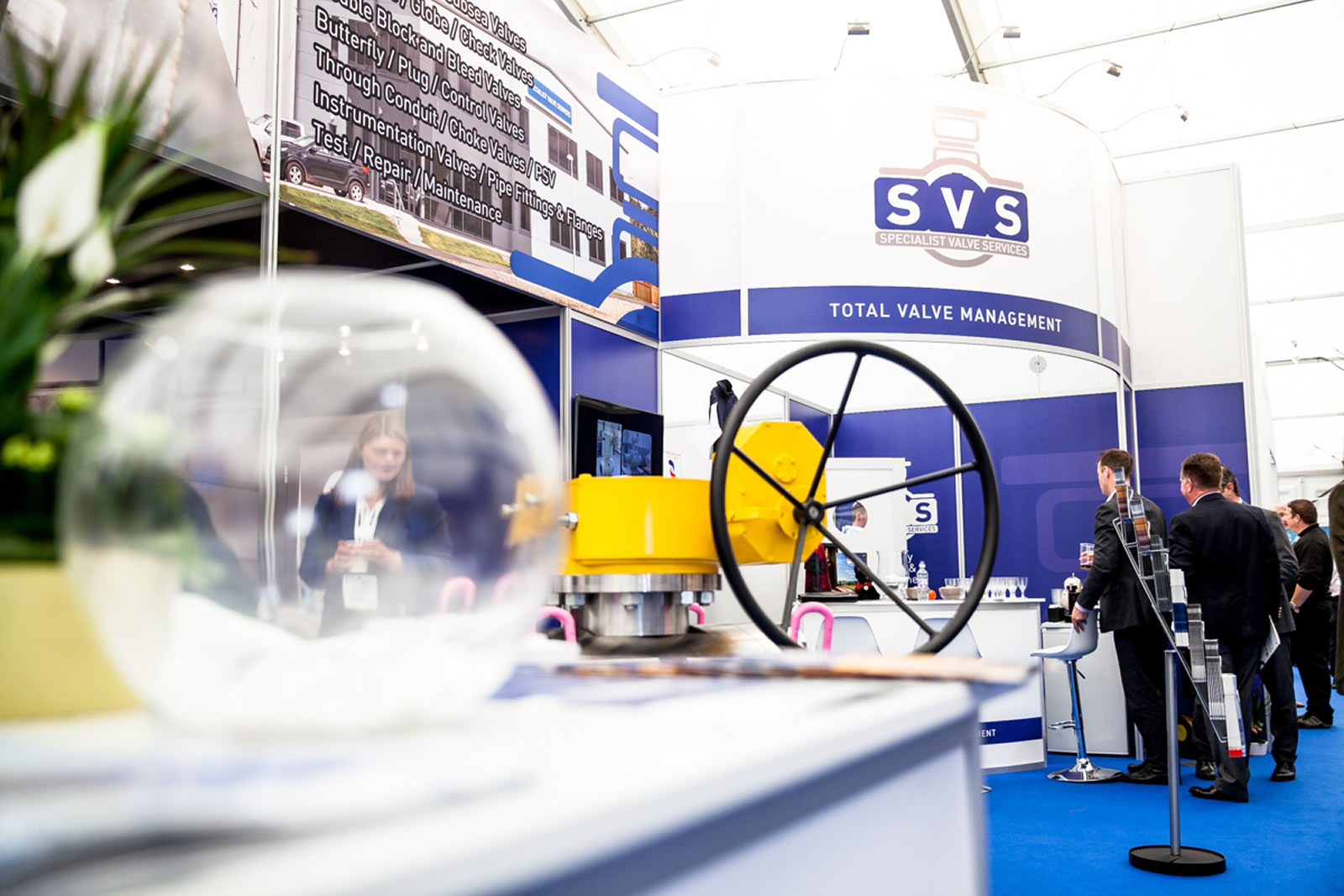 SVS Exhibit at Offshore Europe 2015-image-6