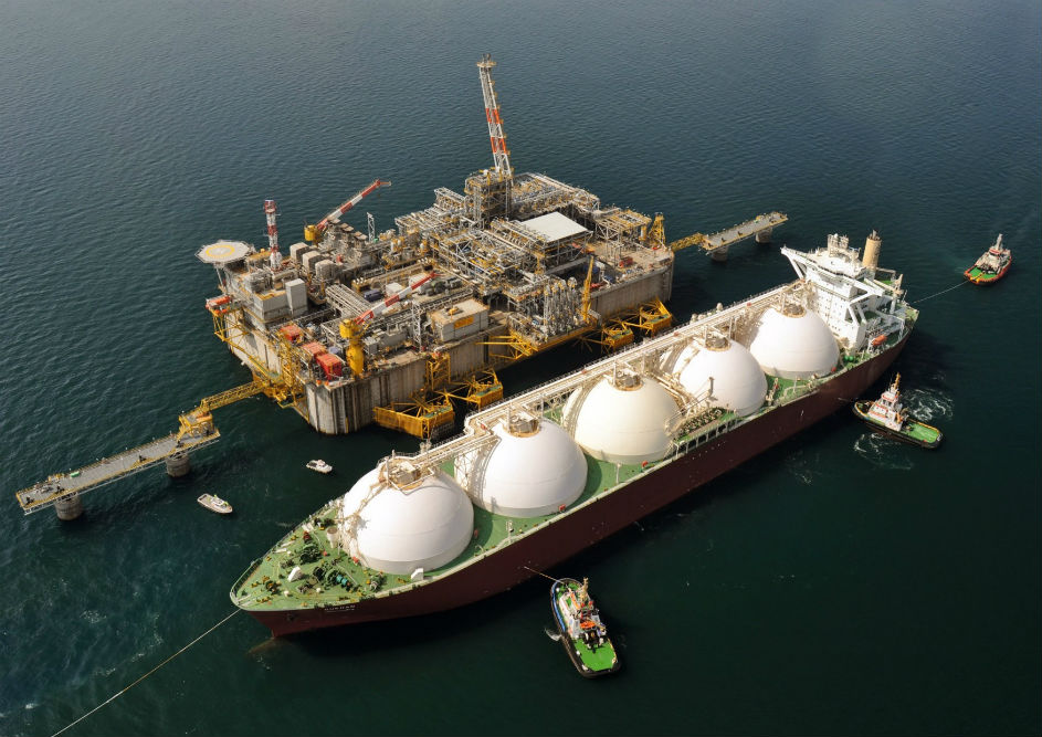 Liquefied natural gas (LNG) Carrier & Platform