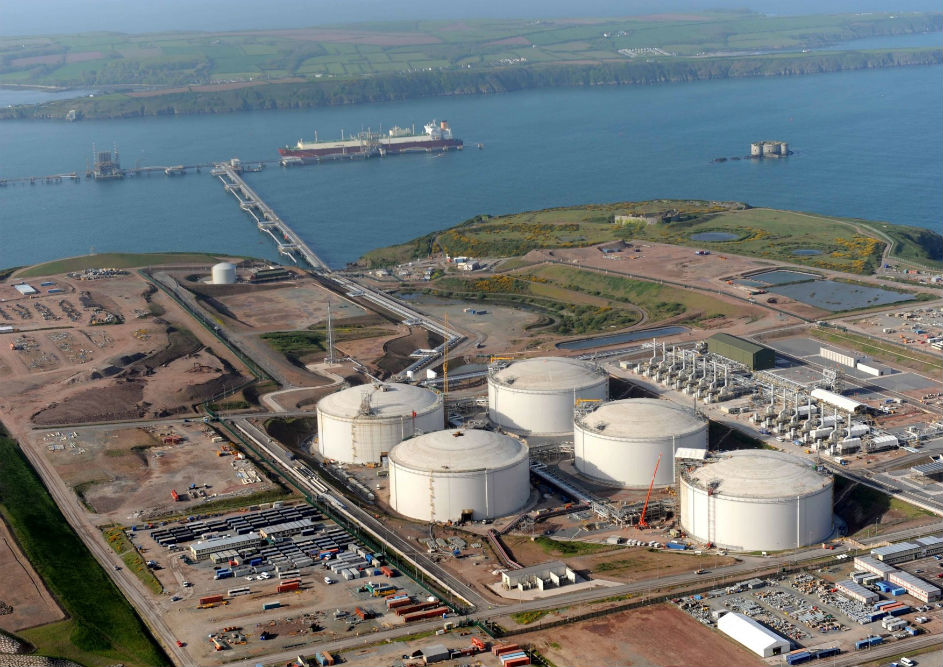 Liquefied natural gas (LNG) plant