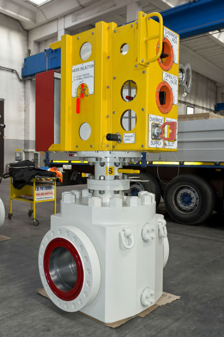 Valves for the Subsea Industry