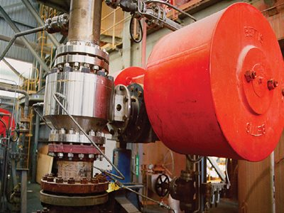 Dependable Heavy Duty Severe Service Valves For The Mining Industry