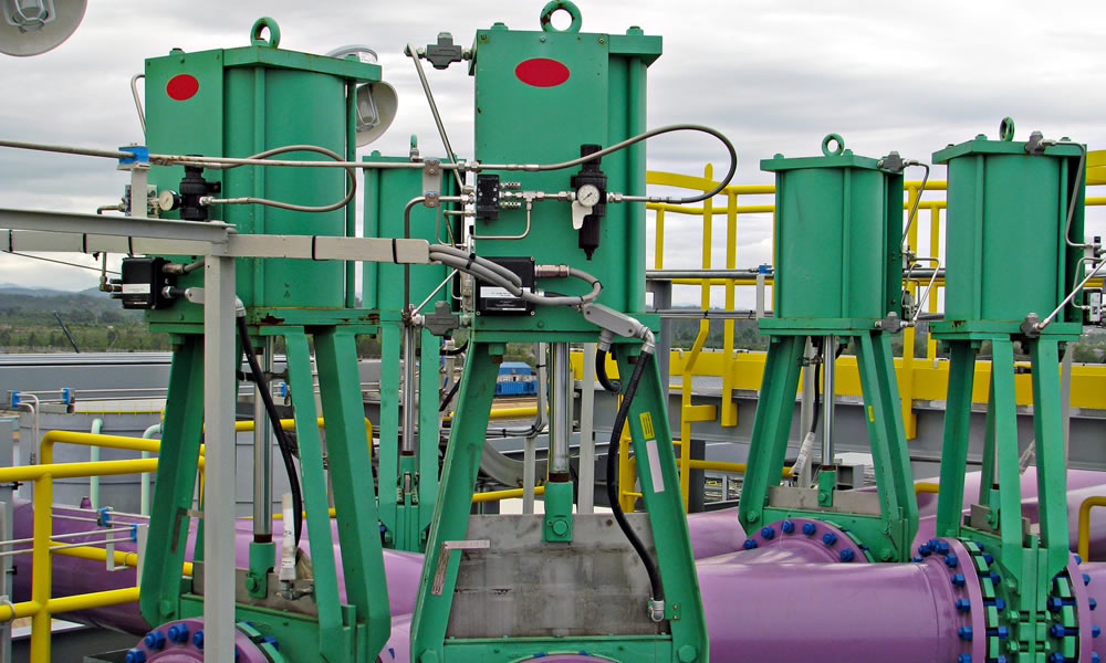 Valves for the Pulp and Paper Industry